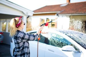 Rửa ôtô đúng cách như thế nào?